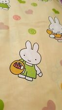 100% cotton Fabric - 160 cm width - sold by metre - Rabbits on Ecru