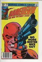 Daredevil #184 (Jul 1982, Marvel) Near Mint NM GUN ISSUE--HIGH GRADE