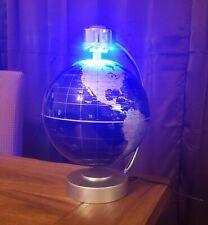 8 inch Magnetic Levitation Floating Globe Constellation Map LED Light Home Decor
