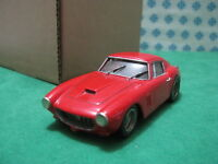 Vintage -  FERRARI  250  SWB  Berlinetta  -  1/43  A.M.Ruf   Kit  Montato