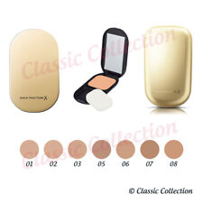 Max Factor Facefinity Compact Foundation 10g **CHOOSE YOUR SHADE**