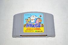 Nintendo 64 Doraemon Nobita to 3 tsu Seireiseki NTSC-J NUS-NDRJ-JPN