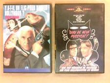 LOT 2 DVD / QUOI DE NEUF PUSSYCAT ? + Y-A-T-IL UN FLIC POUR SAUVER HOLLYWOOD ?