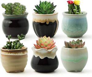 Blue ceramic planter Handmade pottery Ceramic flower pots Ceramic plant pots Indoor planter Housewarming gifts Ceramic planters