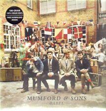 Mumford & Sons Babel STILL SEALED NEW OVP Glassnote Vinyl LP & MP3