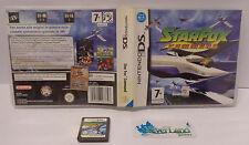 Console Game Gioco NINTENDO NDS DS EUR ITALIANO ITA Play - STAR FOX COMMAND -