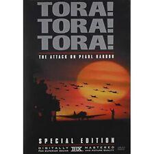 Tora! Tora! Tora! On DVD With Martin Balsam Drama Very Good