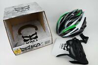 🔥Kali Phenom Green Black Size S/M Road Race Bike Bicycle Helmet $140 MSRP🔥