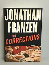 The Corrections by Jonathan Franzen True 1st/1st HC Erratum Slip Included