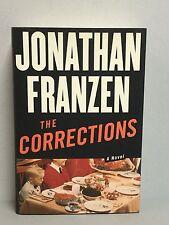 The Corrections by Jonathan Franzen True 1st/1st HC Erratum Slip Included