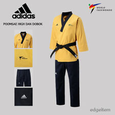 Adidas Poomsae WTF High Dan Master Uniform ADITPGM01 Taekwondo Dobok TKD