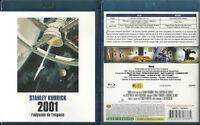BLU RAY - 2001 L' ODYSSEE DE L' ESPACE de STANLEY KUBRICK / COMME NEUF LIKE NEW