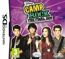 Nintendo DS -- Camp Rock - The Final Jam -- NUOVO