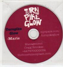 (ET439) Turn Pike Glow, Marie - DJ CD