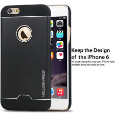 Ultra-Thin Aluminum Metal Back Case MattePolycarbonate Bumper Cover For iPhone 6