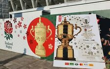 More details for rugby world cup final england vs south africa 02/11/2019 direct from yokohama!!