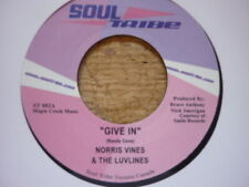 norris vines give in soul tribe  re canada  45 deleted
