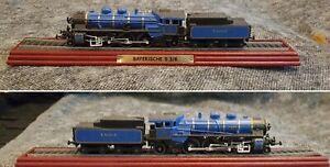 Atlas Editions  BAYERISCHE S 3/6 Locomotive 1/100 Model