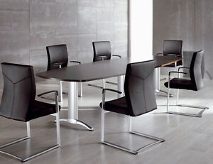 NEXT DAY DELIVERY boardroom table conference meeting table office table 2.2m.