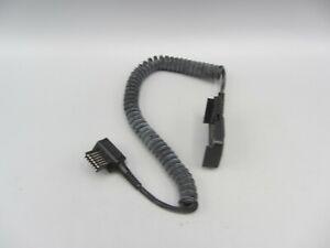 Metz SCA 300A en espiral Cable de conexión para la conexión a Metz liberación de las unidades de Zapata