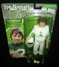 "JOE NAMATH - NY Jets Super Bowl III 8"" MEGO Football Action Figure #5001 / 8000"