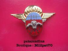 "Parachutiste - 1° RHP / GCP Chuteur  "" en relief """