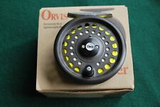 New listing Orvis Clearwater 2pc Graphite Rod and Reel + 2 Boxes of Flies