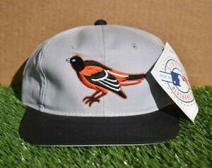 Baltimore Orioles MLB Vintage 90's Outdoor Cap Adjustable Snapback Cap Hat - NWT