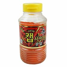 ROM AMERICA Korean Capsaicin Chili Pepper Powder, Ground Red, 400g
