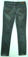 Washed Faded Black GRAY Skinny Leg ULTRA LOW RISE Skinny W01 X2 Jeans! 0