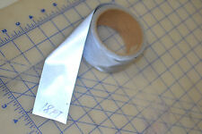 """18ft long 3m sew on reflective tape 2"""" wide silver safety clothing hat cap"""