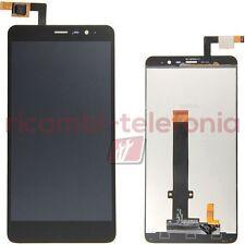 vetro touchscreen per Xiaomi RedMi Note 3 nero vetrino touch display LCD schermo