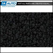 1966-70 Ford Fairlane 2 Door 01-Black Carpet for Automatic Transmission