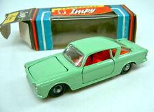 Lone Star Impy No.21 Fiat 2300 Coupe grün orange Einrichtung top in Box
