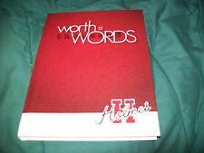 2009 HOLMES COMMUNITY COLLEGE MS YEARBOOK*WORTH A THOUSAND WORD*VOL 80*NICE USED