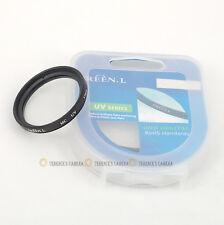 Green.L 37mm 37 MC-UV Multi Coated Ultra-Violet Lens Filter For Camera Camcorder