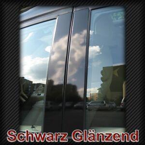 Fensterleisten Schwarz f. BMW Touring E34 E36 E46 E39 E61 E91 X5 E53 E70 B-Säule