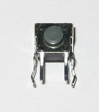 10 X Momentary Pushbutton Micro Switches - Right Angle PC Board Mount - Motorola