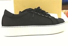 GENERIC SURPLUS THE GENERIC MAN MENS BLACK SNEAKER NIB SIZE US 8.5  EU 41