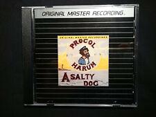 Mfsl Procol Harum a Salty Dog Audiophile CD (768)