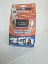 MagicJack Magic Jack Telephone System Factory Sealed As seen on TV New Phone