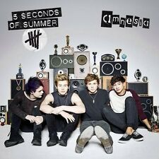 5 Seconds of Summer - Amnesia [New CD] UK - Import