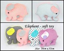 Peluches et doudous Eléphant en tissu pour bébé