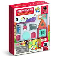 Magformers MINIBOTS KITCHEN Educational Construction Building Stem Toy BN