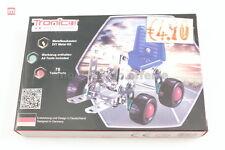 Tronico 09620 Chariot Elévateur Argent 10x7, 5x6, 6cm Kit 76 Pièces Modélisme