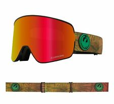 2020 Dragon NFX2 Goggles in Irie Frame w/Red Ion & Amber Lenses
