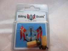 BILLING BOATS BINNACLE ON FOOT 15X20MM