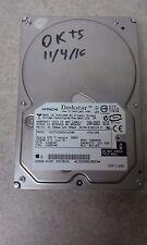 "Apple Hitachi HDS722525VLAT80 250GB IDE 3.5"" XServe HDD Hard Drive TESTED FS!"