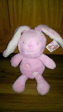 Chad Valley bebé Mi Primer Bunny Conejo Consolador Rosa Bebé de Peluche suave Juguete abrazo