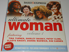 Daily Express Music CD - Ultimate Woman - Volume 1